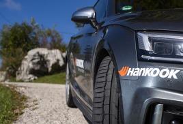 Hankook представила новые летние шины класса UHP