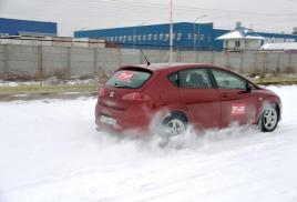 Тест зимних шин Premiorri ViaMaggiore Z Plus